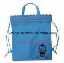 Blue Color Drawstring Bags (LYSP15)