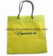 Non Woven Shopping Bag Yellow (LYSP01)