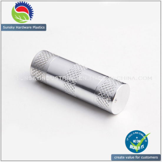 OEM Lathe Machined Parts Aluminium Part (AL12063)