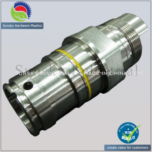 Precision Cutting Lathe CNC Machining Part (ST13029)