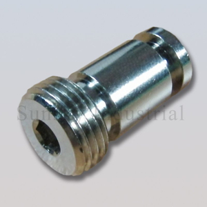 CNC metal machining,CNC machining Stainless steel 303 304 standoff threaded (AL13150)