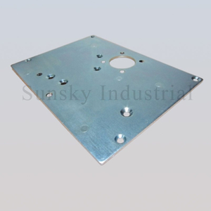CNC Machining aluminum part (AL13145)