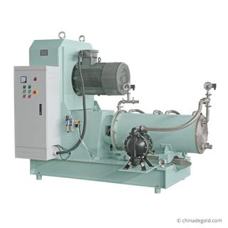 水牛闪电appZM-X系列100L纺织染料卧式珠磨机