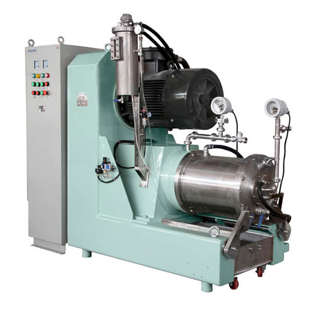 Pin Type Bead Mill