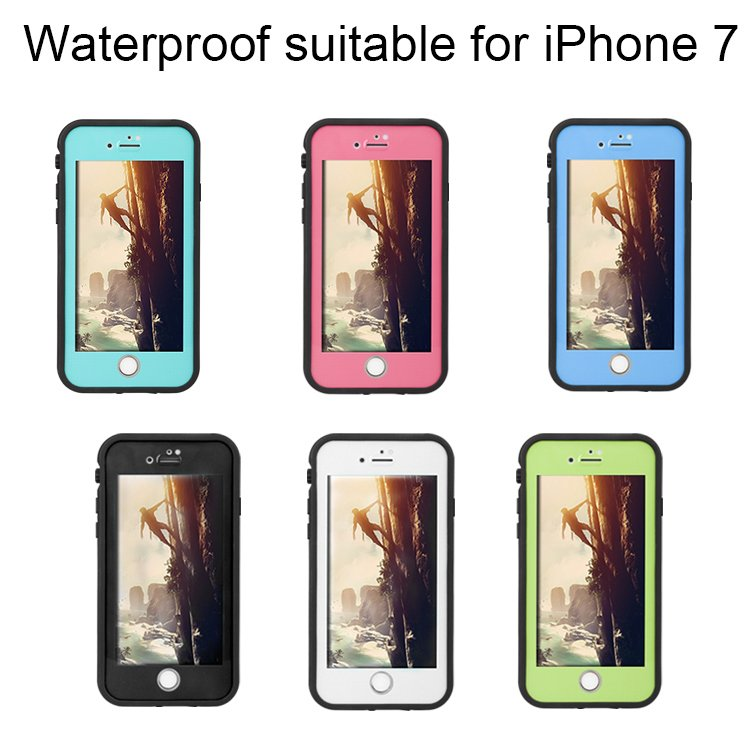 Good Quality Full Function Waterproof Mobile Phone Waterproof Case for iPhone 7