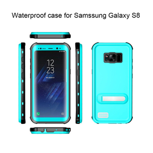 for Samsung Galaxy S8 Waterproof Mobile Phone Case