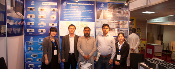 Congratulations on our success on Pakistan exhibition for expansion joint, control joint, entrance mat and stair nosing