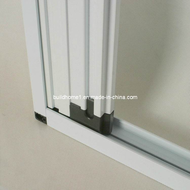 Custom residential frame retractable fly screen for Pull down fly screen for doors