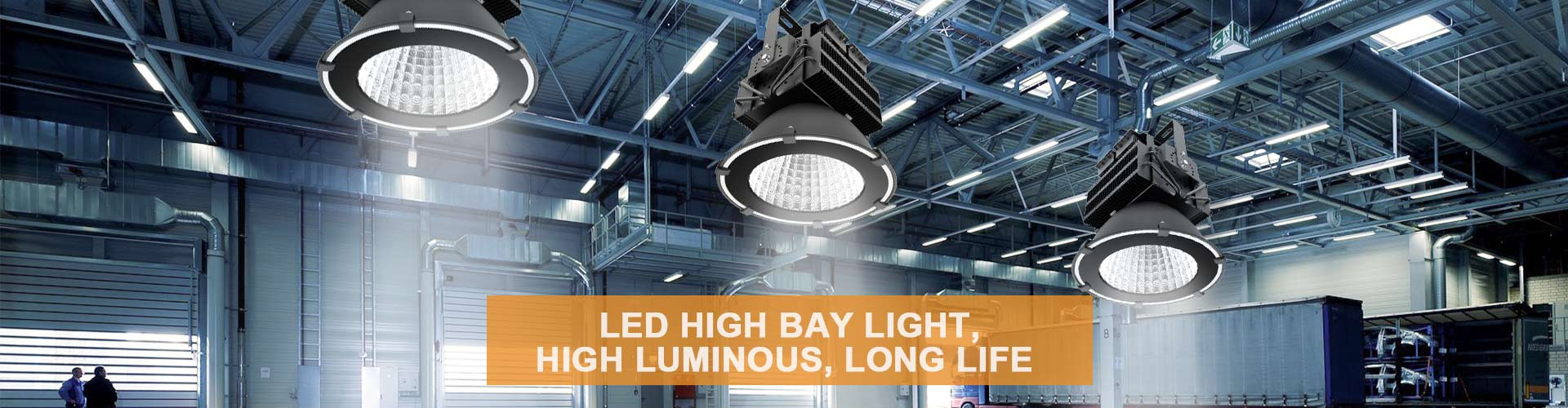 LED high bay light industrial factory
