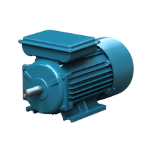 IEC Cast Iron Frame Single-Phase Motor