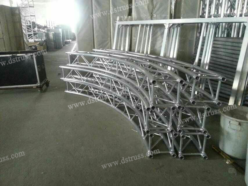 Aluminum Alloy Round Truss(400mm*400mm)