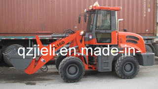 Rops& Fops Cummins Zl16D Mini Wheel Loader with CE