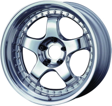 W90753 AFTERMARKET Alloy Wheel / Wheel Rim for WORK