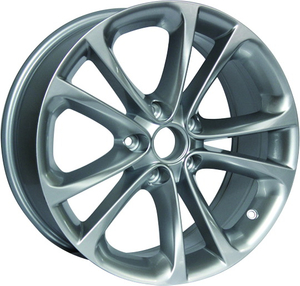 W0429 Replica Alloy Wheel / Wheel Rim for Touareg