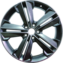 W1206 Hyundai Replica Alloy Wheel / Wheel Rim