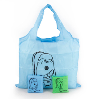 Expandable shopping bags
