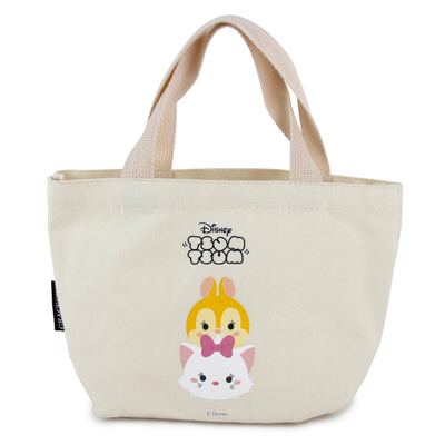 Personalized Disney canvas branded lunch bags