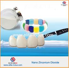 Nano zirconia Dioxide Powder serial