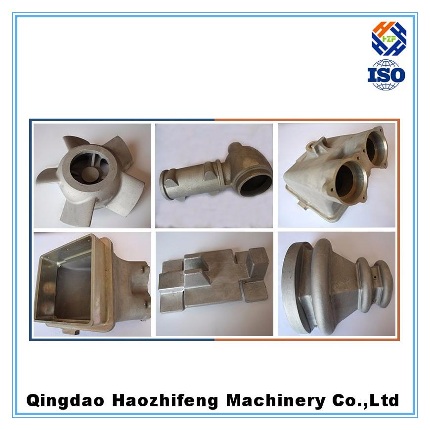 High Quality Aluminum precision sand casting parts