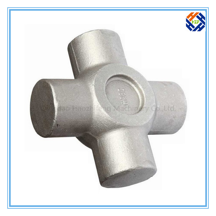 Steel Hot Forged Connector for Cardan Joint-2