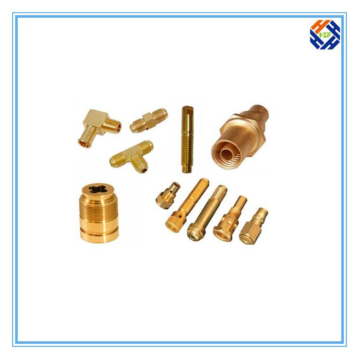 Brass Fasteners Bolt by CNC Machining-4