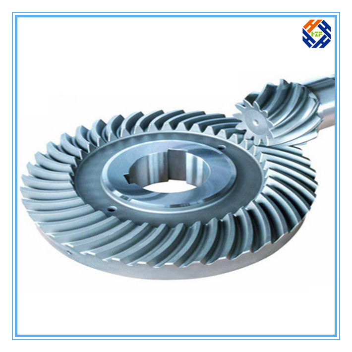 Stainless Steel Wheel Gear by Precision Casting-6