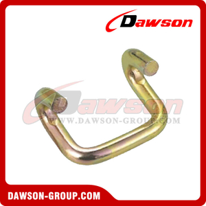 DSWH025 BS 10000KG / 22000LBS Double Claw Hooks