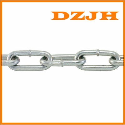 Straight Link Machine Chain