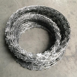 Concertina Barbed Wire, Razor Barbed Tape, Razor Barbed Wire