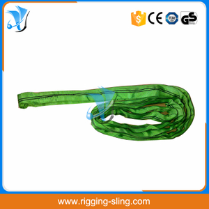 100% polyester high standard round sling