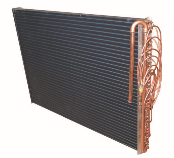 Copper Tube Condenser Coil Buy Aluminium Fin Copper Tube