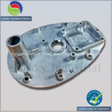 Zinc Die Casting Part for Mechnical Base Cover (ZN16050)