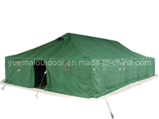 Pole Style Army Tent in High Quality Cotton