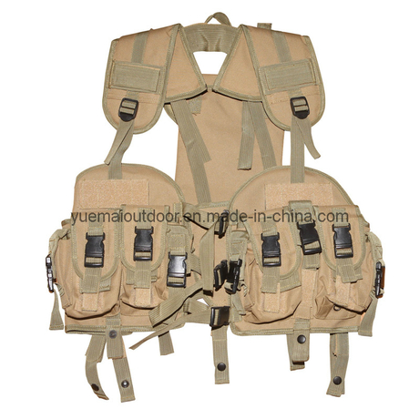 Military and Tactical Assault Vest