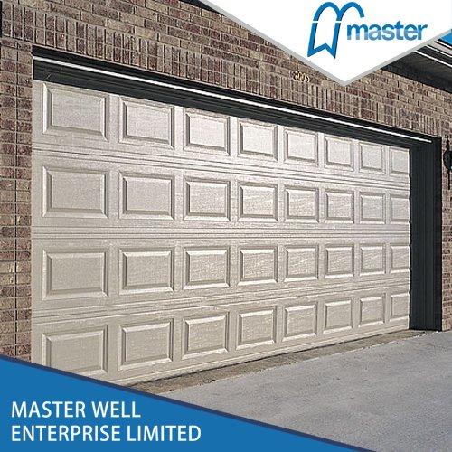 Sectional Inside Garage Door With Pu Foamed Buy Automatic Door