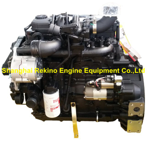 DCEC Cummins QSB4.5-C160-30 construction industrial diesel engine motor 160HP 2200RPM