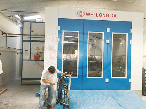 paint booth for sale Argentina.jpg