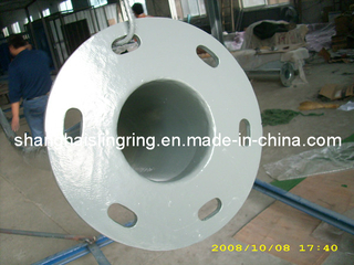 Stainless Steel Pole with Electrostatic Powder Coating Paint