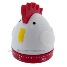 Cartoon Animal Shape Michanical Kitchen Timer