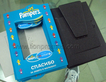 Custom Logo Promotional Gift PVC Rubber Photoframe