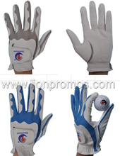 Cusom Logo PU Sheep Leather Golf Glove
