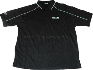 RICOH Logo Staff Polo Shirt