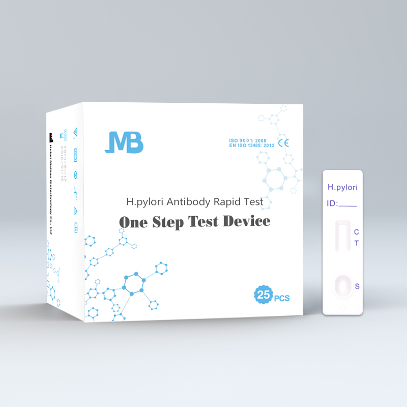 HP Helicobacter Pylori Anti boday Test
