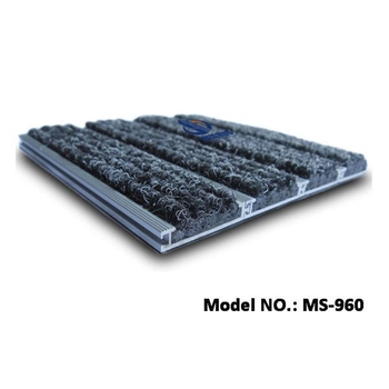MS-960铝合金刮泥地垫