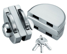 Glass Door Double Lock (FS-224)