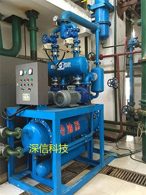 SXCQ-33-Y series high efficiency vacuum pumping system