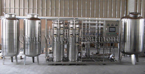 Full-Auto RO Water Treatment Machine