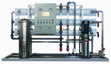 One Stage RO Water Treatment Machine