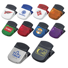 Custom ABS Plastic Clip with Print Logo for Holder