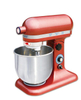 5L Food Mixer Milk Mixer ZBH5
